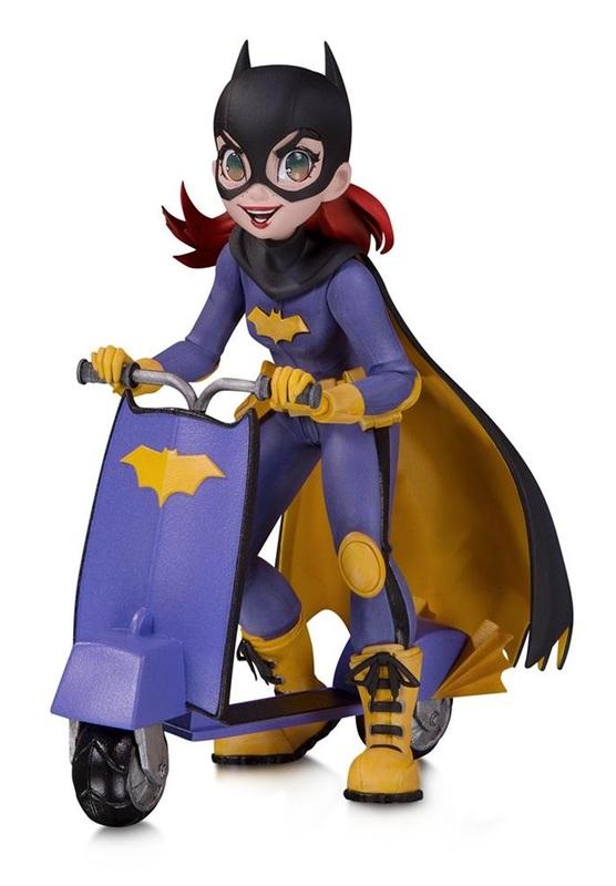 "DC Artist Alley: Batgirl (Chrissie Zullo) - 6.75"" Limited Edition Statue"