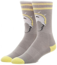 Overwatch Character Icon Mens Athletic Socks
