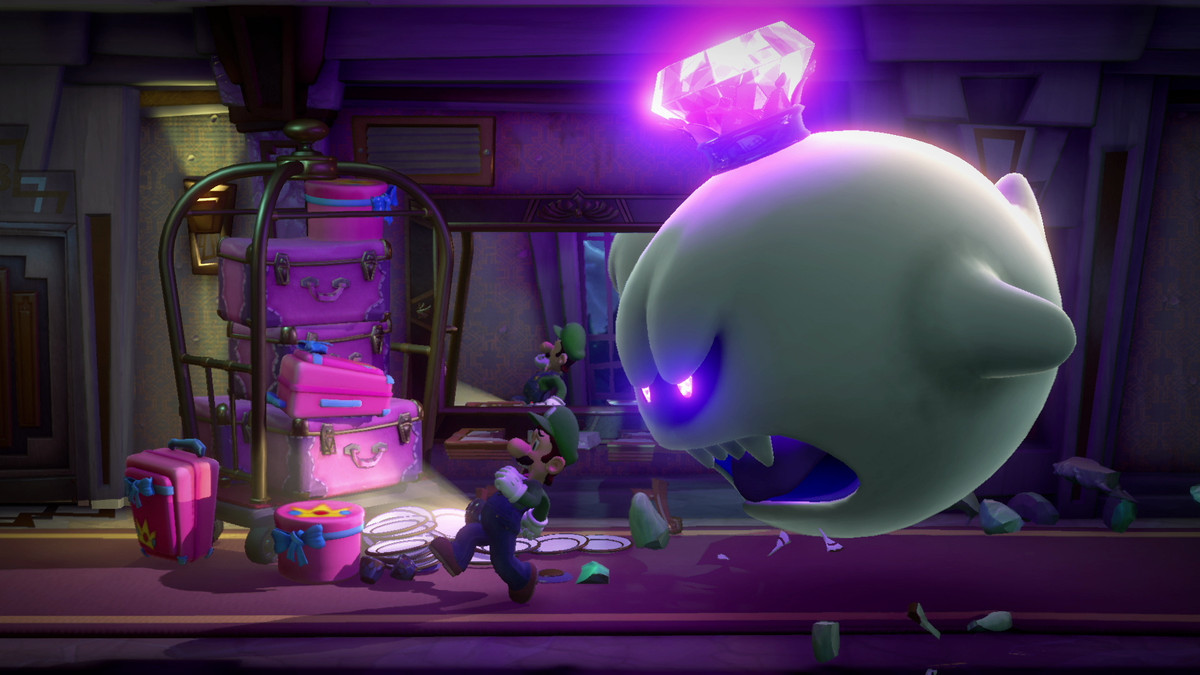Luigi's Mansion 3 for Switch image