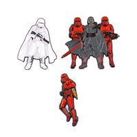 Star Wars: First Order - Premium Pin Badge Set