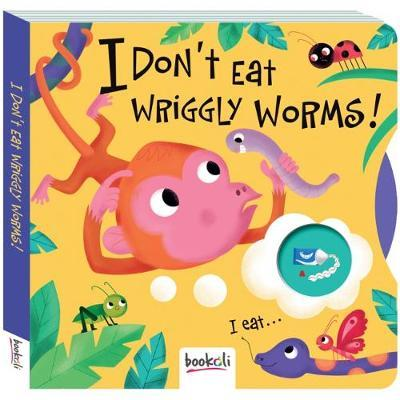 Comedy Cogs - I Dont Eat Wriggly Worms
