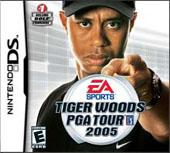 Tiger Woods PGA Tour 2005 for Nintendo DS