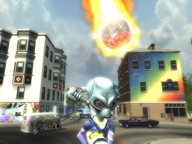 Destroy All Humans! 2 Make War Not Love for PlayStation 2 image