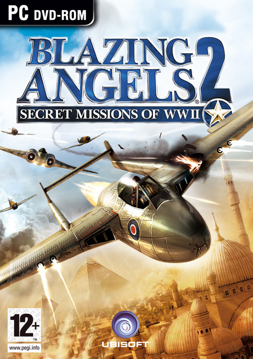Blazing Angels 2: Secret Missions of World War II for PC Games