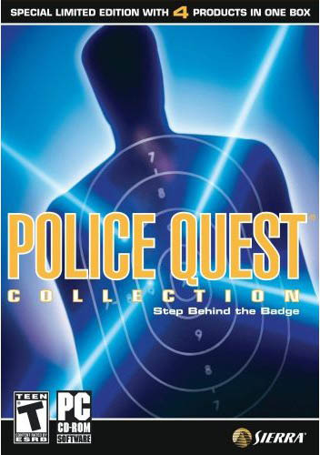 Police Quest Collection for PC Games