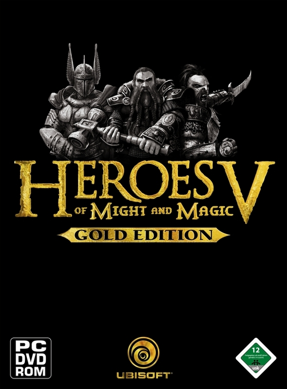 Heroes Of Might and Magic V Gold Edition for PC Games