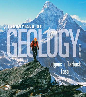 Essentials of Geology by Dennis Tasa