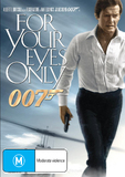 For Your Eyes Only (2012 Version) on DVD