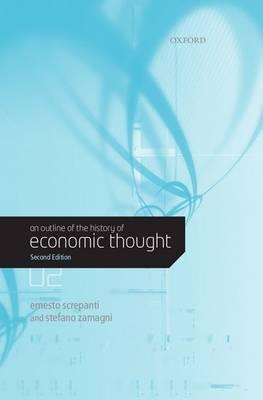 An Outline of the History of Economic Thought by Ernesto Screpanti image