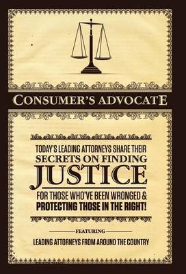 Consumer's Advocate by Attorneys Today's Leading image