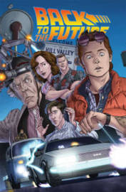 Back To The Future Untold Tales And Alternate Timelines by Bob Gale