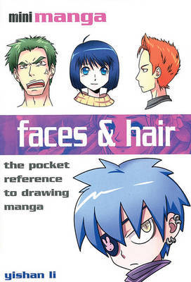 Mini Manga: Faces & Hair by Yishan Li image