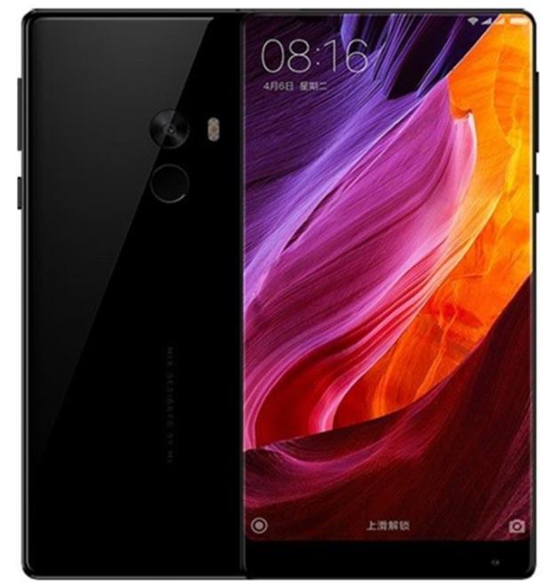 Xiaomi: Mi Mix Smartphone 256GB (Black)