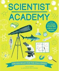 Scientist Academy by Steve Martin