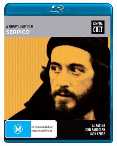 Serpico [Cinema Cult] on Blu-ray image