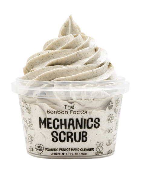 The Bonbon Factory - Mechanics Hand Scrub (200ml)