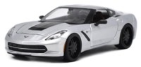 Maisto Design: 1:25 Diecast Vehicle - 2014 Corvette Stingray