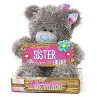 Me To You - Sister Plaque