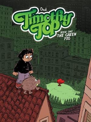 Timothy Top Book One by Gud image