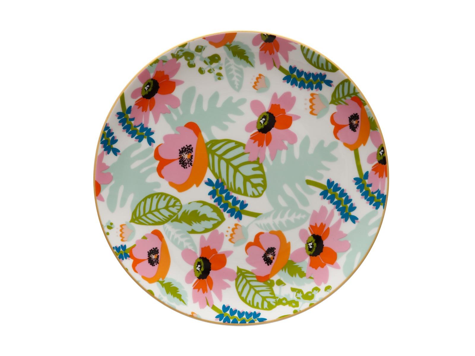 Maxwell & Williams: Teas & C's Glastonbury Plate - Alpinia White image
