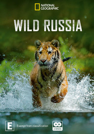 Wild Russia on DVD image