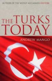 The Turks Today by Andrew Mango image