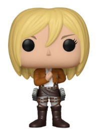 Attack on Titan - Christa Pop! Vinyl Figure image
