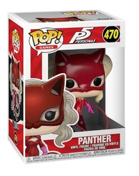 Persona 5 - Panther (Ann) Pop! Vinyl Figure