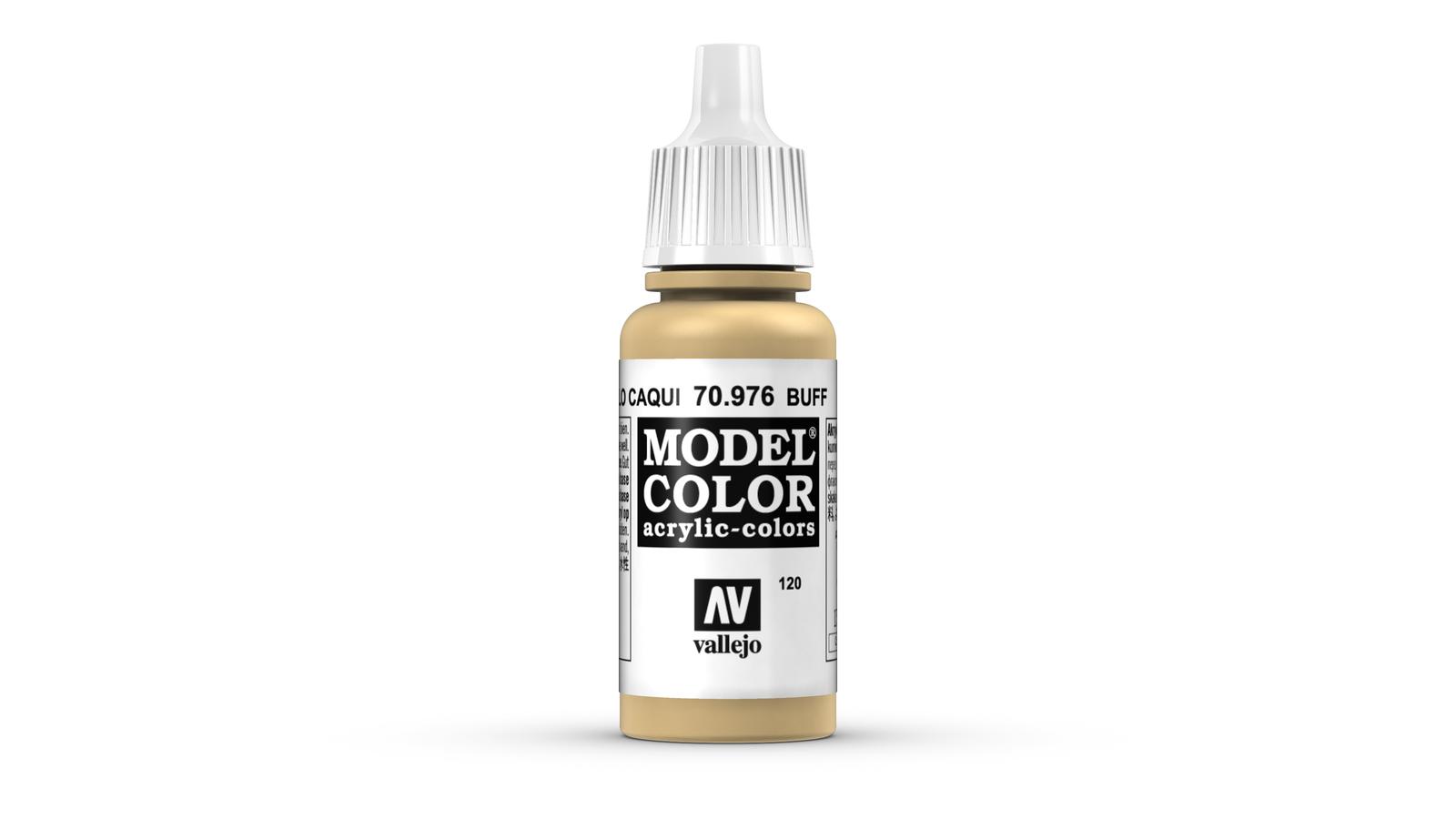 Vallejo Model Colour Buff 17ml image