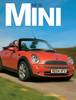 New Mini by Graham Robson image