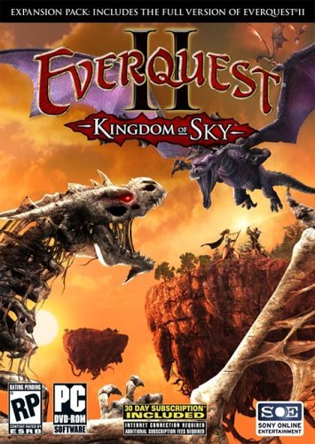 Everquest II: Kingdom of Sky for PC Games