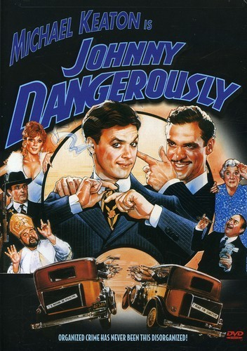 Johnny Dangerously on DVD
