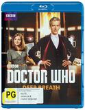 Doctor Who: Deep Breath on Blu-ray