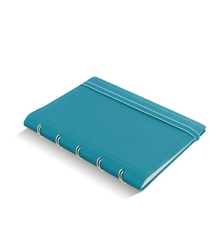 Filofax - Pocket Notebook - Aqua image