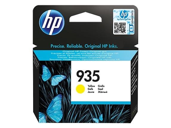 HP 935 Yellow Ink Cartridge