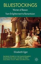 Bluestockings by Elizabeth Eger