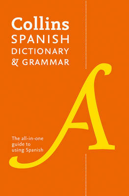 Collins Spanish Dictionary and Grammar by Collins Dictionaries image
