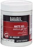 Liquitex: Matte Gel Medium (473ml)