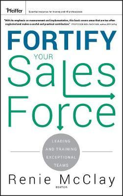 Fortify Your Sales Force by Renie McClay image