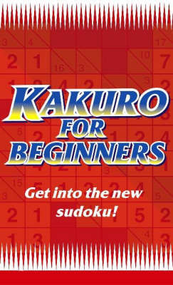 Kakuro for Beginners Red by Puzzle Media Ltd.