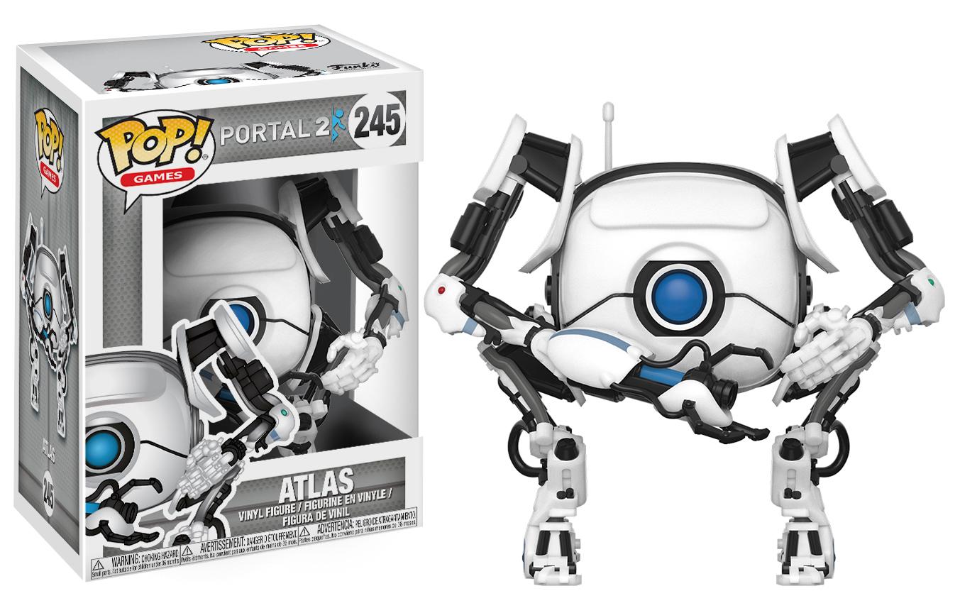 Portal - Atlas Pop! Vinyl Figure image