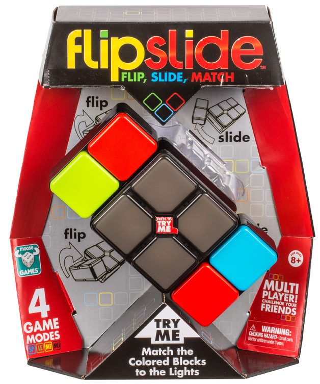 Flipslide - Electronic Matching Game