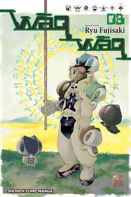 Waqwaq, Vol. 3 by Ryu Fujisaki