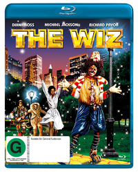 The Wiz on Blu-ray image