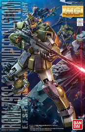 MG 1/100 RGM-79SC GM Sniper Custom - Model Kit