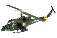 Revell 1/48 Huey Hog Uh-1 Helicopter Scale Model Kit