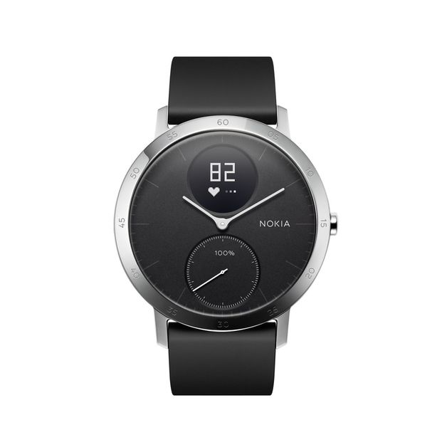 Nokia Steel HR Smart Watch - 40mm, Black
