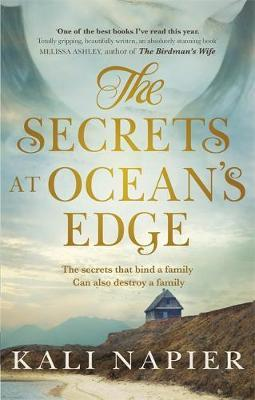 The Secrets at Ocean's Edge by Kali Napier image