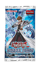 Yu-Gi-Oh! Legendary Duelist: White Dragon Abyss Single Booster