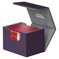 Ultimate Guard: Sidewinder 100+ Deck Box (Purple)